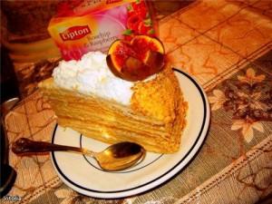 Масляно-желтковый крем с медом – 2 варианта приготовления-шаг 1