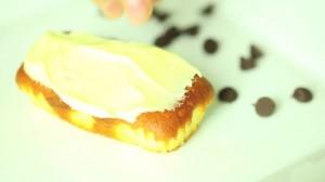 Масляная глазурь для торта-шаг 1