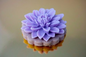 Украшения из мастики Весеннее настроение или как я украшала печенье-шаг 3