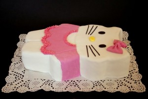 Hello Kitty-шаг 4