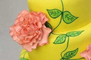 Как украсить торт пищевыми красками и мастикой – 3 оригинальные идеи