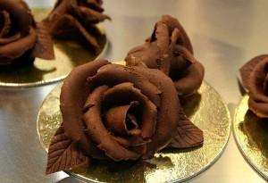 Шоколадная мастика с медом-шаг 3