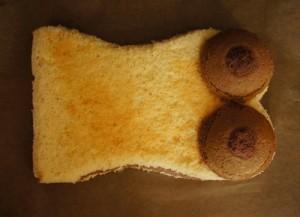 Торт для взрослых +18. Торт из мастики Женская грудь-шаг 2