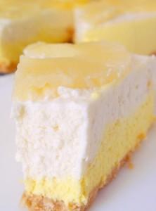 Творожный торт с белым шоколадом – простой десерт без выпекания-шаг 1