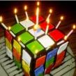 Торт Кубик Рубик – видео-рецепт