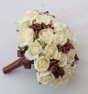 Роза из шоколада – видео-рецепт-шаг 3