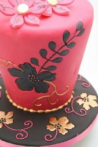 Как украсить торт в домашних условиях – оригинальные идеи-шаг 4