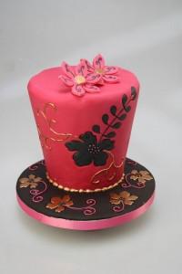 Как украсить торт в домашних условиях – оригинальные идеи-шаг 5