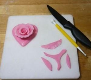Роза из масти – оригинальное изготовление и фантастически красивый вид!-шаг 6