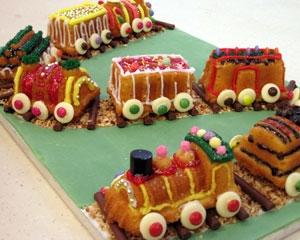 Детский торт Поезд. Видео-рецепт