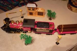 Детский торт Поезд. Видео-рецепт-шаг 4