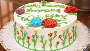Красивый свадебный торт. Как украсить свадебный торт