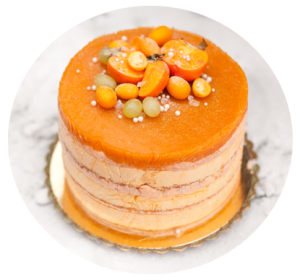 Абрикосовая пропитка для торта