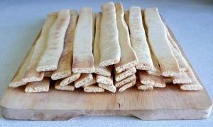 Медовый торт Полено-шаг 1