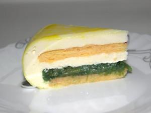 Цитрусовая пропитка для торта-шаг 1