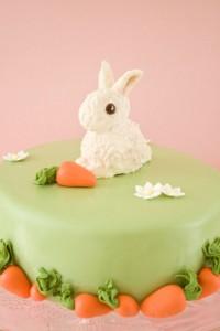 Как украсить торт мастикой – торт для детей-шаг 1