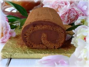 Сливочный трюфельный крем для торта-шаг 1