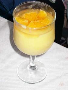 Сливочный крем-мусс апельсиновый-шаг 1