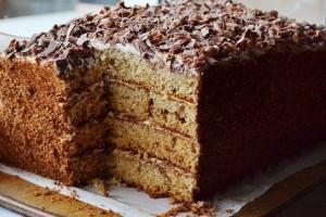 Медовик с корицей – торт с восхитительным ароматом!
