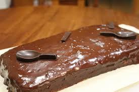 Шоколадная пропитка для бисквита