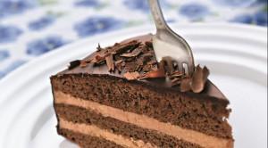 Глазурь для торта Прага – два варианта приготовления-шаг 1