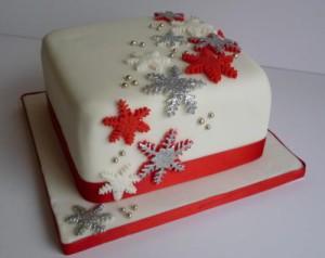 Новогодний торт – как украсить. Много интересных идей!-шаг 1