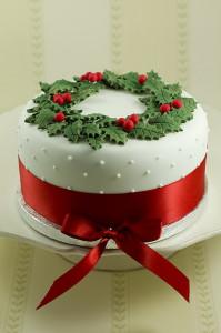 Новогодний торт – как украсить. Много интересных идей!-шаг 9