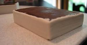 Торт из мастики для студентов и учеников-шаг 6