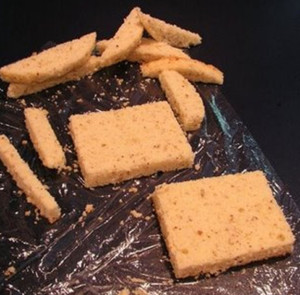 Торт из мастики для студентов и учеников-шаг 4