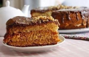 Бисквит медовый – фантастически ароматный и нежный!