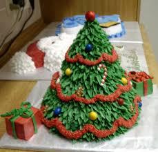 Новогодний торт Елочка. Видео по украшению десерта-шаг 2