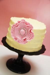 Цветок из мастики или как украсить торт просто, быстро и стильно! Мастер-класс