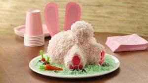 3D торт Заяц – видео-рецепт-шаг 1