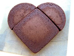 Торт Сердце ко дню Святого Валентина. Красивый торт с легким оформлением – мастер-класс-шаг 2