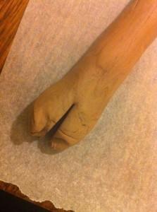 Как сделать дерево из мастики – мастер-класс-шаг 3