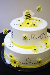 Пчелки из мастики – видео-шаг 1