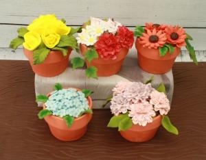 Торт, украшенный цветами – идеи