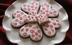 Простая глазурь для печенья