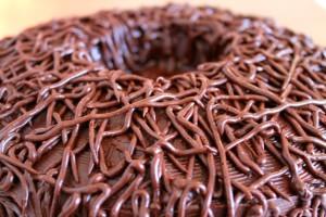 Красивый торт Гнездо простого приготовления! Мастер-класс-шаг 4