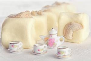 Молочно-ореховая помадка