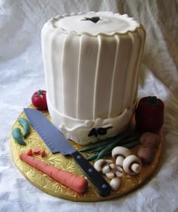 Оригинальный торт для Повара - идеи