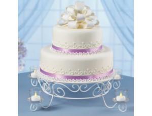 Подставки для тортов украсят любой праздник!-шаг 1