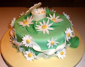Как украсить торт мастикой – советы для начинающих кондитеров