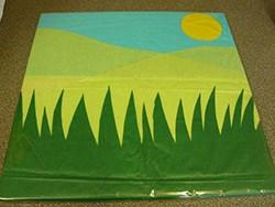 Новогодний торт Петух – как украсить-шаг 5