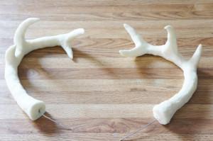 3D торт Олень – мастер-класс-шаг 9