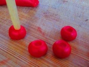 Оригинальный торт Огород – видео и мастер-класс-шаг 3