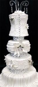 Красивые свадебные торты – смотрим и вдохновляемся!-шаг 2