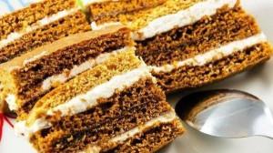 Медовый торт – вкуснее не бывает!