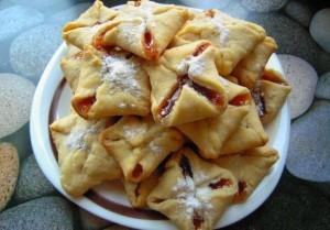 Печенье с повидлом максимально быстрого приготовления