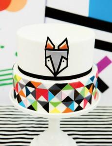 Как украсить детский торт – идеи-шаг 3